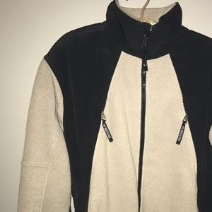 Men's Medium Vintage Zip-Up North Face