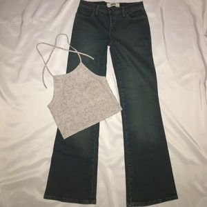 MOSCHINO Vintage 90s / 2000's Palazzo Jeans 29