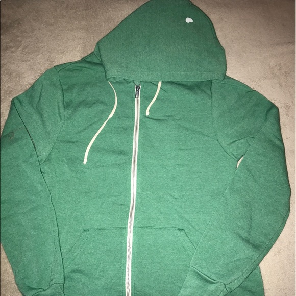 0ec150a66c Ily Couture Tops - Shamrock Green ILY Lucky Sweatshirt Hoodie