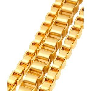 83665c96f082 Versace Accessories - VERSACE Triple Chain Medusa Necklace