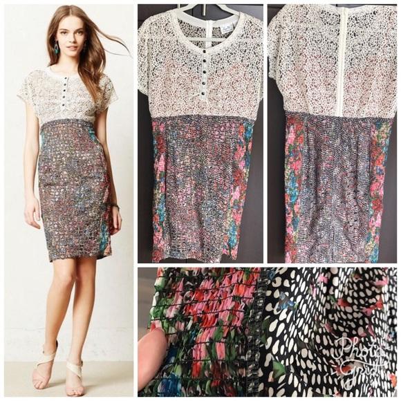 2f9017d03bf Anthropologie Dresses   Skirts - Byron Lars Lace Study Dress Size 10