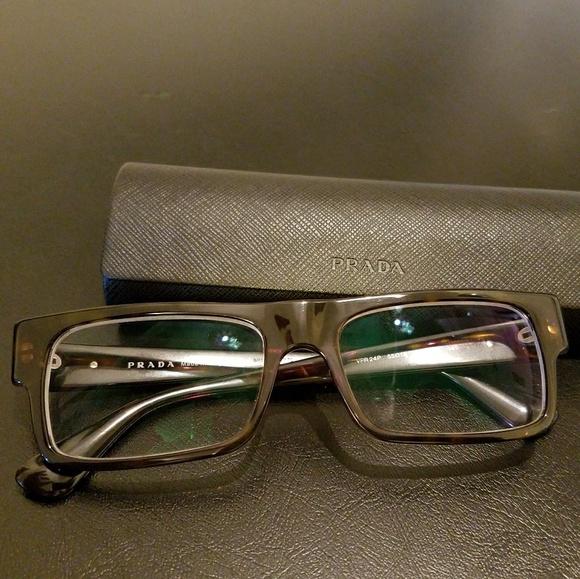 a40394eadcc Prada Accessories | Authentic Rx Glasses Case | Poshmark