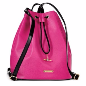 NWOT Juicy Couture Pink Backpack