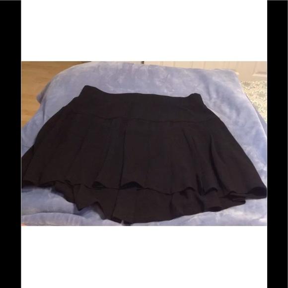 c9bef0c4ca torrid Skirts | Black Pleated Skirt | Poshmark