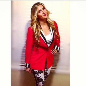 Best Offer!!!! Red Escada Couture Blazer