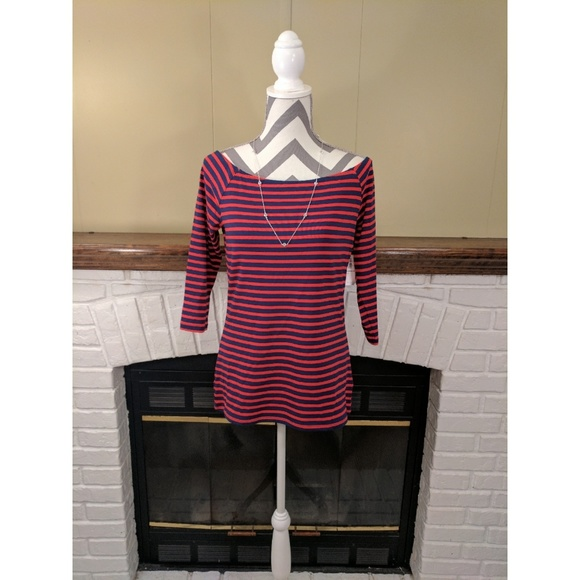 193204e4b0731 Old Navy Semi-Fitted Off-Shoulder Top