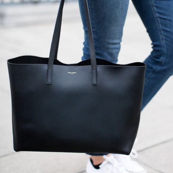 4b702c1c1a3 Saint Laurent Bags | 795 Ysl Large Shopping Tote Black | Poshmark