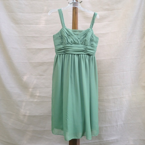 Forever Yours International Dresses Forever Yours Sage Green