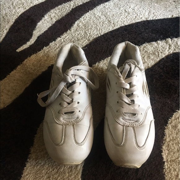 2c74469528e6 zephz Shoes | Cheerleading Sneakers With Color Swatches | Poshmark