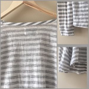 Anthropologie Tops - Anthropologie Saturday Sunday striped top S