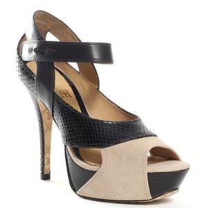 "L.A.M.B  ""Cho"" Platform Heels"