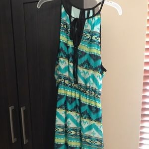Dresses & Skirts - Bright maxi dress