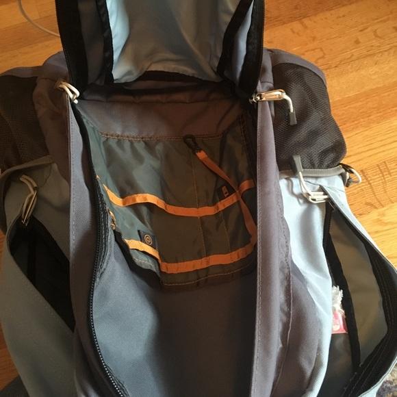 62 Off North Face Handbags The North Face Light Blue