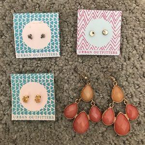 Urban Outfitters Earrings Bundle