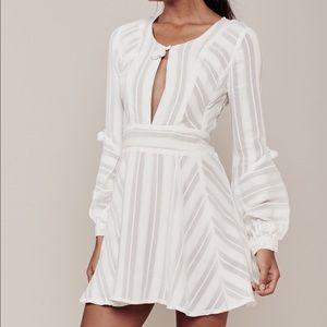 For Love And Lemons Alessandra Striped Dress *NEW*