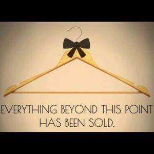 Other - ITEMS SOLD BEYOND THIS POINT! ❤️