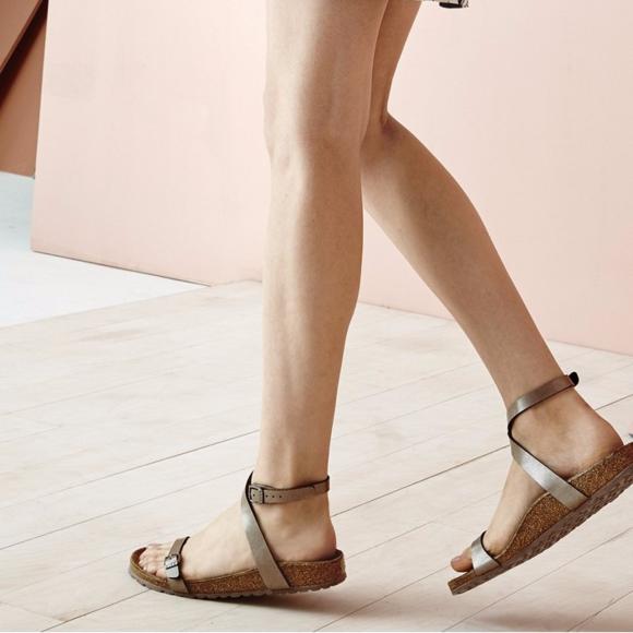 ec12c8dd9444 NIB Birkenstock Daloa Ankle Strap Sandal
