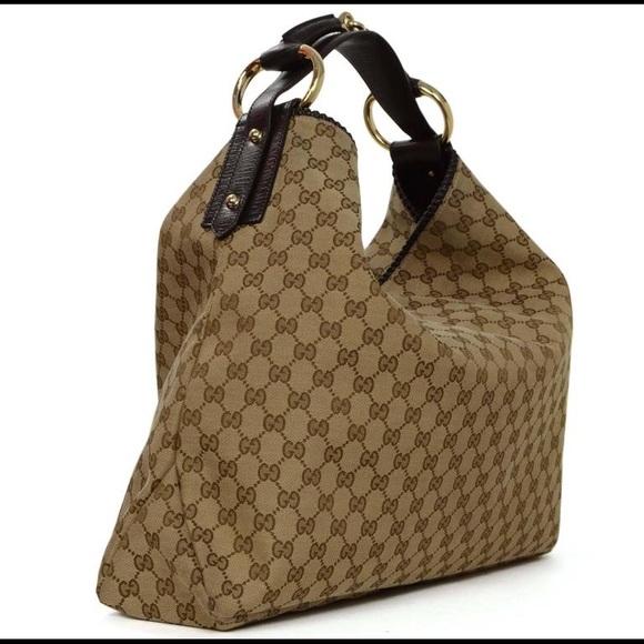b0536d75cc2 Gucci Handbags - Authentic Gucci Horsebit Hobo bag   Gucci Wallet