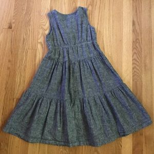 Tea Collection Dresses - Girls tea collection 2T chambray dress