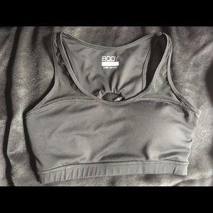 Cotton On black sports bra