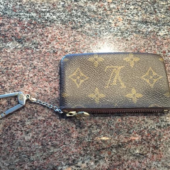 979e0df36226 Louis Vuitton Keychain Wallet Poshmark
