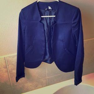 Cute navy blue blazer