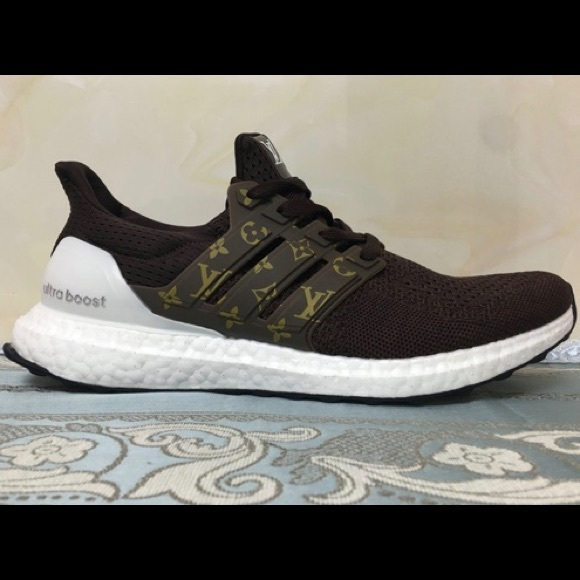 louis vuitton adidas. louis vuitton x adidas ultra boost