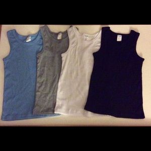 Other - 100% COTTON BOY's UNDERSHIRTS 3T new