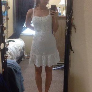 FINAL PRICE! CLOSING! White sun dress