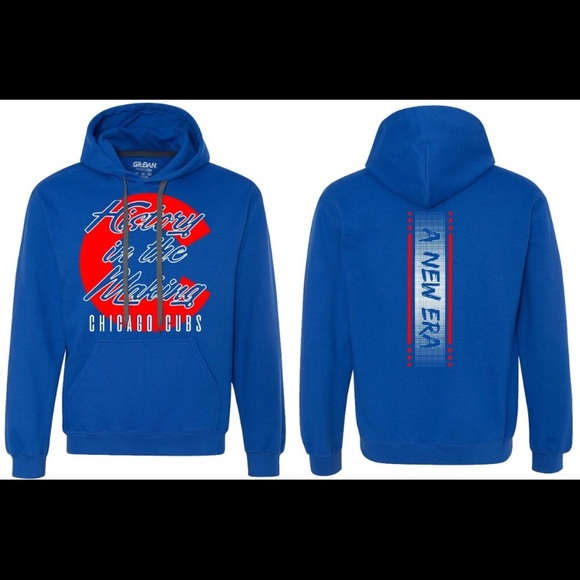 competitive price f55da afa86 Chicago Cubs Hoodies