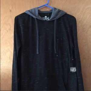 NWT Straight Faded Men's Hoodie