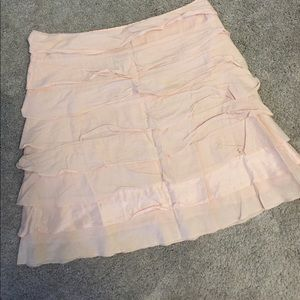 Dresses & Skirts - Pretty in pink size 12 skirt