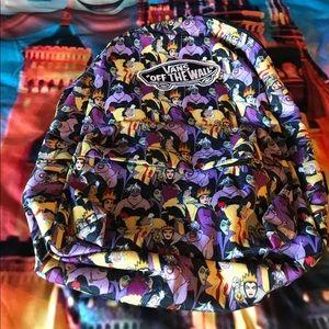 Disney Villians backpack 🎒 NWOT 💀