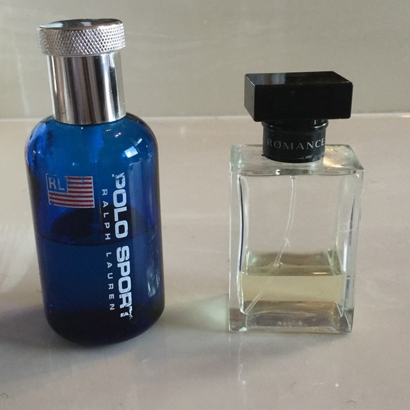 Ralph Lauren Other Romance And Polo Sport Cologne Duo