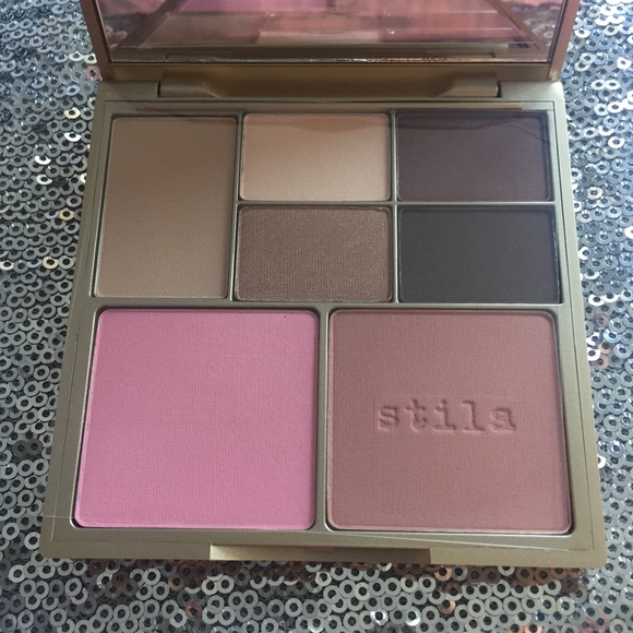 Sephora Makeup - New Stila Eye & Cheek Palette