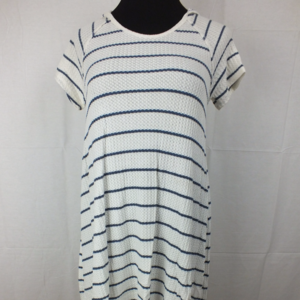 NWT ANTHROPOLOGIe High Low thermal Hoodie Dress