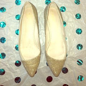 Anthropologie Miss Albright Flats