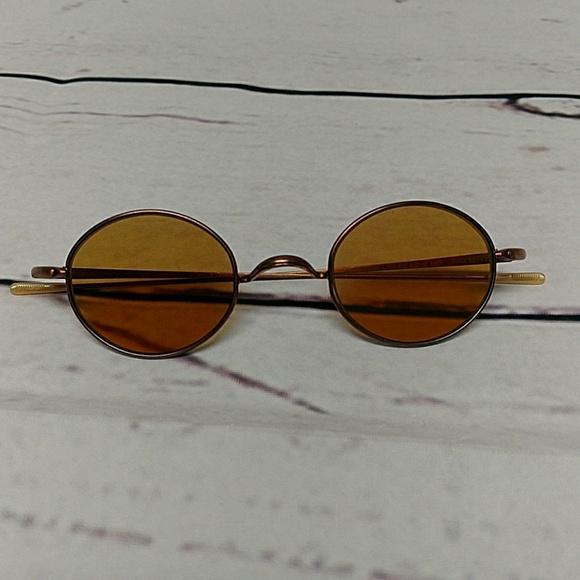 Oliver Peoples Vintage Glasses