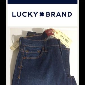 Lucky Brand Curvy Sofia bootcut jeans