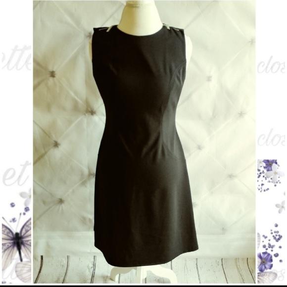 Apt 9 Dresses Sleeveless Black Shift Dress Poshmark