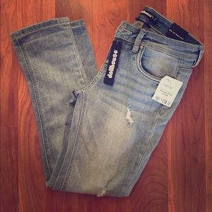 Dollhouse Skinny Ankle Jeans