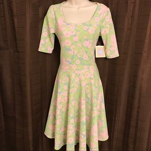 LulaRoe Nicole Dress