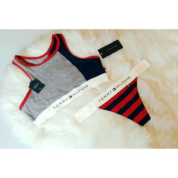 Tommy Hilfiger Lingerie  Underwear Set Exclusive d964767d4