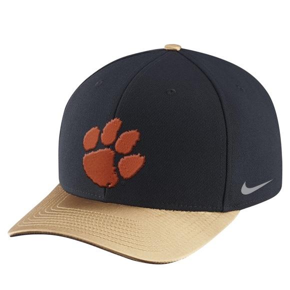 Nike Coaches Classic 99 Clemson Tigers Champs Hat 4480840dd2c5