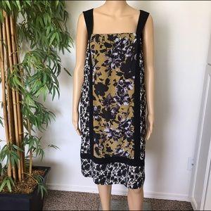 Simply Vera by Vera Wang Floral Print Dress XL