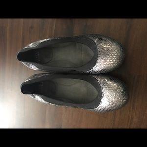 Stuart Weitzman flats, shoes 8.5
