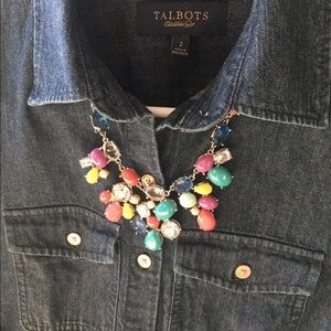 Jewelry - Multicolored Statement Necklace
