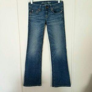 American Eagle Favorite Boyfriend Jeans 00 Short