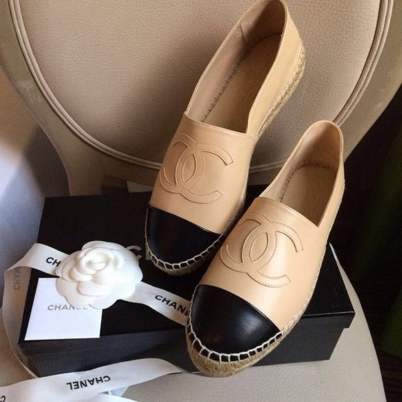 Shoes   Chanel Espadrilles In