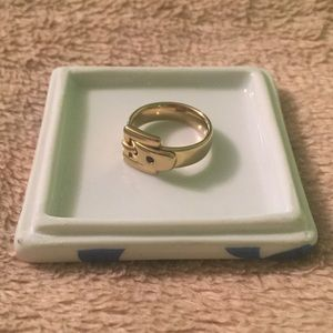  Michael Kors Buckle Ring